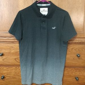 Hollister polo, size medium
